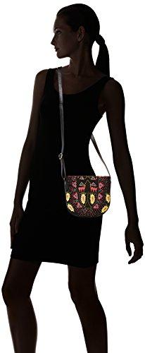 Multicolore femme Multico Saporta porté Antik Sac épaule Batik aSZxqf