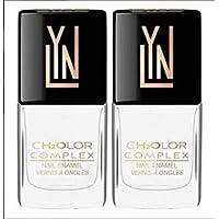 Love Your Nails Breathable Nail Polish TOP COAT & BASE COAT (Set of 2)