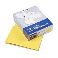 (Esselte Colored End Tab Folder with Fastener (H10U13Y))