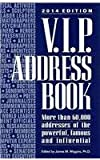 2014 V. I. P. Address Book, , 0938731599