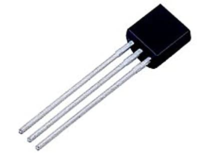 ZVN0124A Transistor DMOS FET TO-92