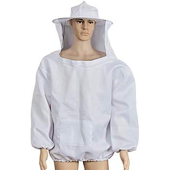 Amazon.com: Velo de apicultura con traje de apicultura ...