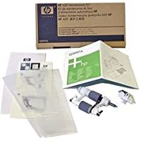 * HP LaserJet 4345 MFP, M4345 MFP, Color LJ 4730 MFP, CM4730 MFP ADF Maintenance Kit (Includes ADF Paper Pickup Roller Assembly, Separation Pad Assembly & 3 Clear Mylar Replacement Strips)