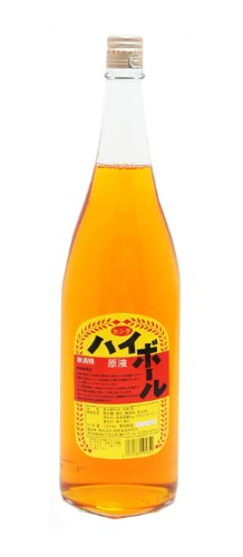 - Kanda food Institute highball (sour) 1.8L