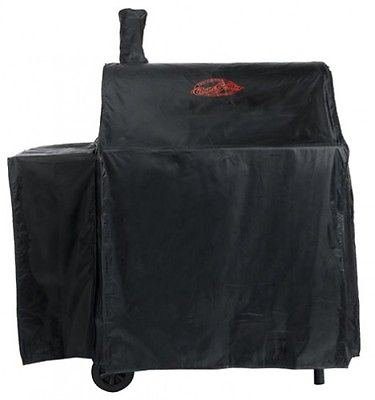 Char-Griller Smokin' Pro Deluxe Grill Cover 5555, Fits 1224, 2121, New