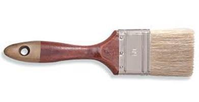 Pinsel Flachpinsel Lackierpinsel 40mm