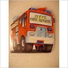 Fire Dept Engine - Big Fire Engine