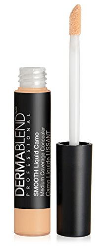 Dermablend Smooth Liquid Concealer, Medium, 0.2 Fl. Oz.