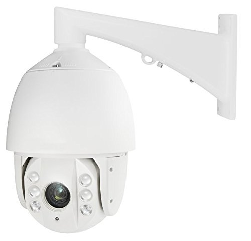 LTS Platinum 2MP 1080p IR IP PTZ Camera: 30x Zoom, 330 ft Infrared, IP66, High-PoE/24v AC, DWDR, ICR, Audio, Local Storage, Onvif, 2yr