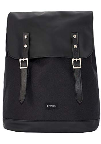 Spiral UK SOHO Blackout Backpack in Black