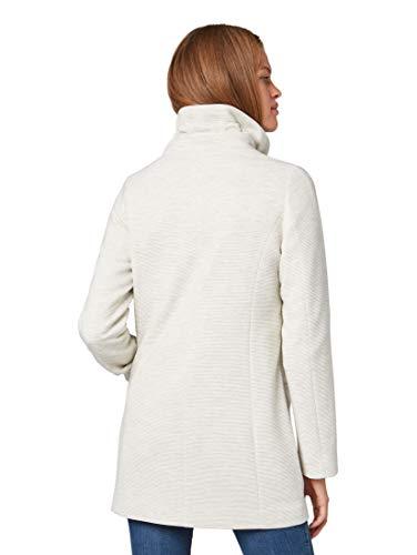 In Einer Giacca Tom Sweatmantel 10396 Beige Tailor Schlichten A marble linie Donna Melange EqZnZt0rU