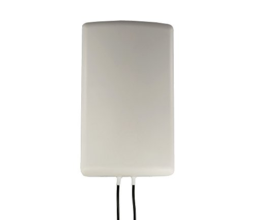 Proxicast 4G / LTE Cross-Polarized (MIMO) 7-10 dBi High-Gain Fixed-Mount Panel Antenna by Proxicast (Image #1)