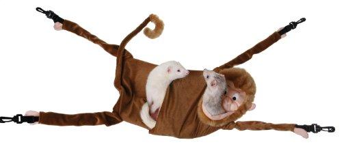 - Marshall Pet Hanging Monkey Hammock