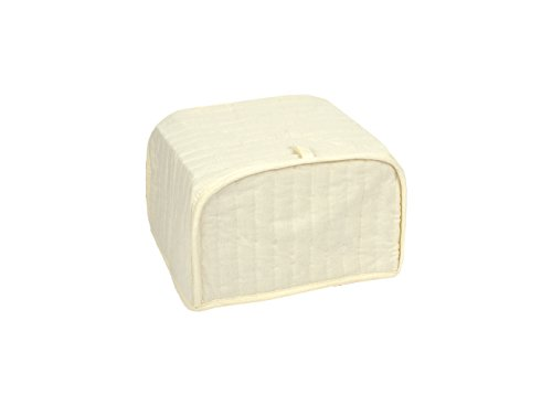 Ritz Quilted Toaster Oven/ Broiler Appliance Cover, Natural