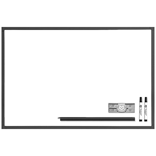 Magna Visual Elite Office Dry Erase Board Kit, 24'' x 36'', White, 36 x 24 by Magna Visual