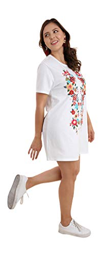 Womens Floral Embroidered thumb pic