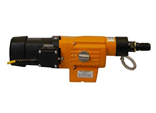 Core Drill Motor GBM27 by Gölz Single phase, 3-speed, 110v 20A
