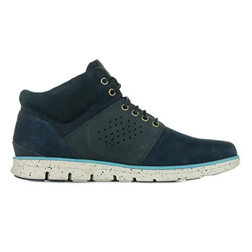 Mehrfarbig Half blue Timberland 001 A13gr Homme Baskets Bradstreet vOwpxX7B