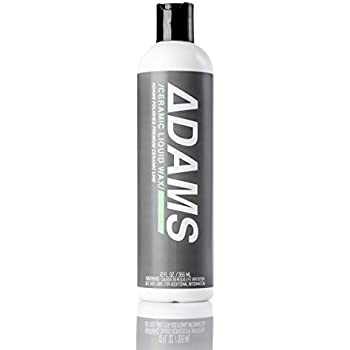 Amazon Com Adam S Ceramic Sio2 Infused Liquid Wax Clean