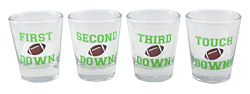 Ball Shot Glass - 9