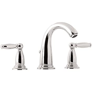 Hansgrohe 31073831 Metris C Widespread Faucet Polished