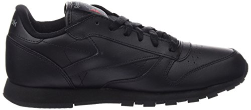 Eu Entrainement Chaussures black Reebok De 35 Noir Running Garçon Leather Noir Classic qTXwXECnz