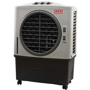 Usha Honeywell 40-Litre Desert Cooler (Cl 48PM) Works On Inverter  (White/Grey)