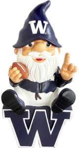 FOCO NCAA Unisex Sitting On Logo Gnome