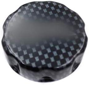 XKH 929RR 954RR 1000RR Motorcycle Carbon Brake Fluid Reservoir Cap Cover CBR Engraved For Honda CBR 600 F2 F3 F4 F4i// 600RR 900RR