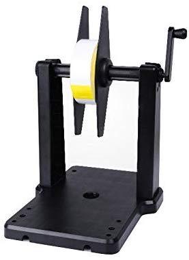 Manual Label Rewinder - Soporte para etiquetas, tamaño pequeño, 25 ...