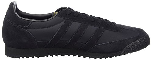 adidas Dragon Og, Zapatillas para Hombre Negro (Core Black/core Black/gold Metallic)