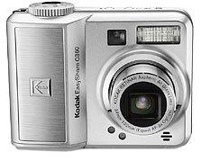 C360 Camera - Kodak Easyshare C360 5 MP Digital Camera with 3xOptical Zoom