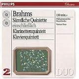 Brahms: The Complete Quintets