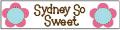 Sydney So Sweet