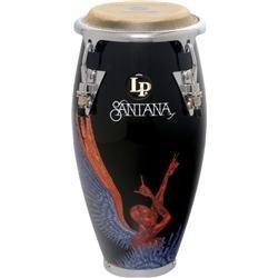 Latin Percussion Santana Mini Conga, Black