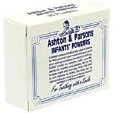 Hay Max Ashton & Parsons Infant 20 Teething Pain Relief Powders