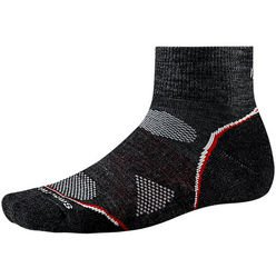 SmartWool Outdoor Light Mini Sock Unisex Style: Smar-SW043-003-XL(13 Size: XL(13-15) Charcoal
