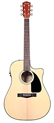 Fender CD-60 All Mahogany Acoustic Guitar from Fender Acoustic Guitars