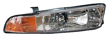 TYC 20-5849-00 Mitsubishi Galant Passenger Side Headlight Assembly