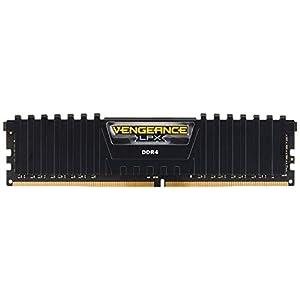 Corsair memory kit 16.0 gb DDR4 2400 MT/s (PC4-19200)