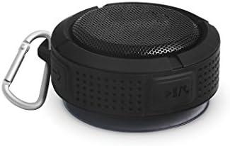 Bower Rugged Bluetooth Speaker, BI-8BTRGBK -Black: Buy Online at
