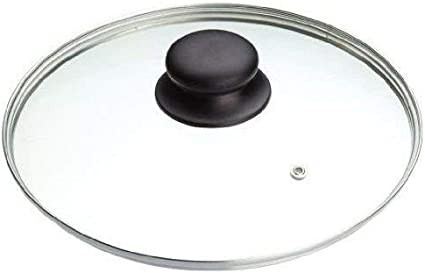 All Sizes Available 14 cm to 32 cm B/&F Luxuries Tempered Glass Saucepan Casserole Frying pan Lid Replacement Lids for Pans and pots