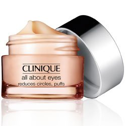 Clinique All About Eyes Reduces Puffs, Circles -- Travel Siz