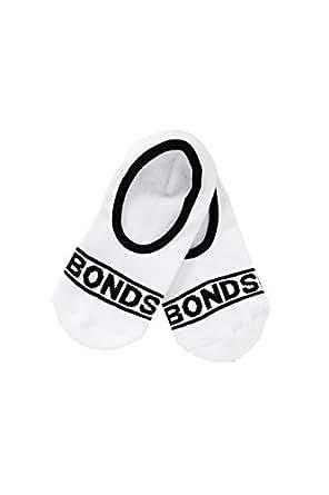 Bonds Women's Cotton Blend Sneaker Socks (2 Pack), Pack 04, 8-11