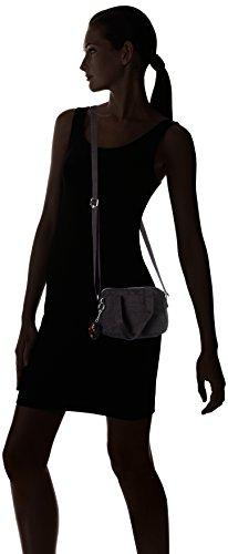 Sacs Leike Black portés Kipling Noir épaule TqzUC