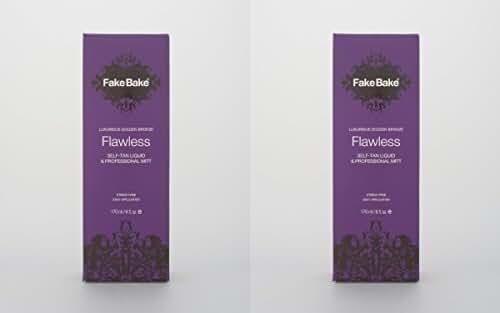 Fake Bake Flawless 170 ml / 6 fl oz - SET OF 2