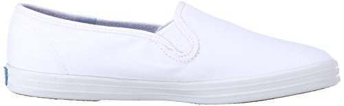 On Women's Canvas White Basic Original Slip Champion Keds XSqRwdS