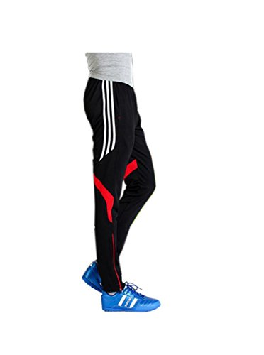 Geek Lighting Men's Performance Active Running Jogger Light Weight Soccer Training Pants