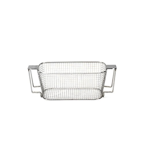 Crest Ultrasonics SSMB500DH Stainless Steel Mesh Basket for Model P500 Table Top - Crest Basket