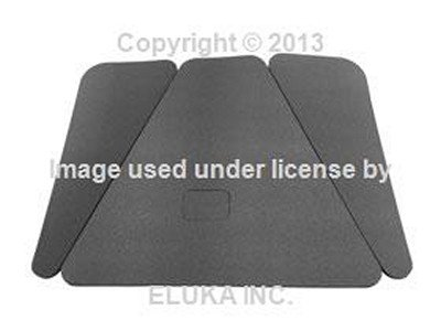 3 Piece Set for 318i 318is 325e 325i 325ix BMW Genuine Hood Insulation Pad Set
